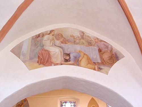 Kostel veStrýčicích